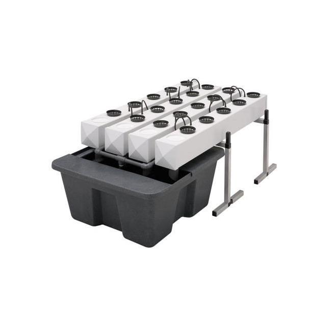 Le Aeroflo de GHE est un système très facile à utiliser. Avec ce système, vous pouvez économiser beaucoup d'eau et de nutriments...