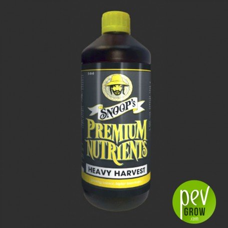 Heavy Harvest - Snoop's Dogg Nutrients