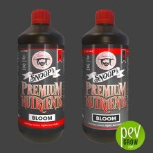 Bloom A&B Soil - Snoop's Dogg Nutrients