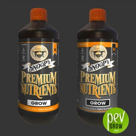 Grow A&B Hydro - Snoop's Dogg Nutrients