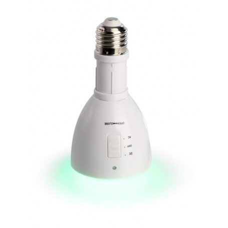 Linterna LED Green Eye