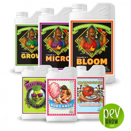 Grow-micro-bloom + additifs Simple