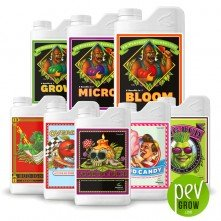 Grow-micro-bloom + additives Advanced