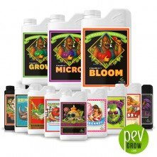 Grow-micro-bloom + additives Professional