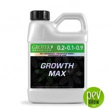 Growth Max Organics - Grotek