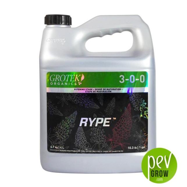 Rype Organics - Grotek