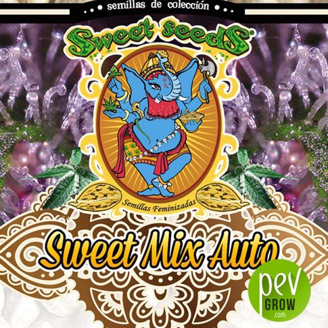 Sweet Mix Auto - Sweet Seeds