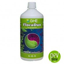FloraDuo Grow - Soft water 1L