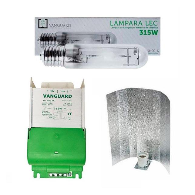 Kit Lec Vanguard 315 w