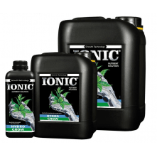 Hydro Ionic Grow Hard water