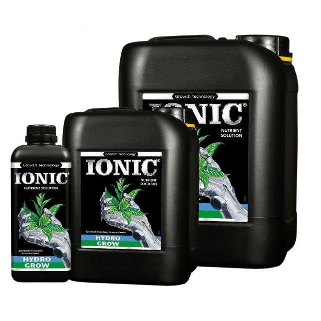 Hydro Ionic Grow Hard water