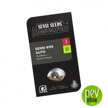 Sensi Seeds Research Autofloraison
