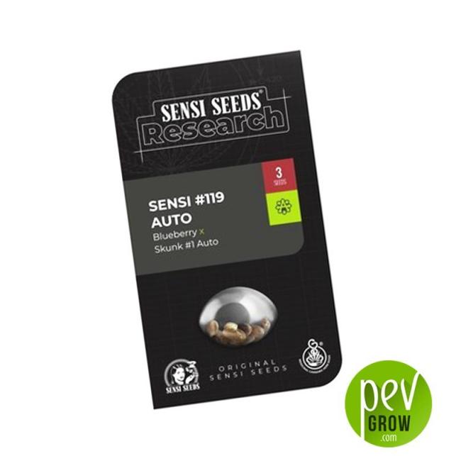 Sensi Seeds Research Autoflorecientes