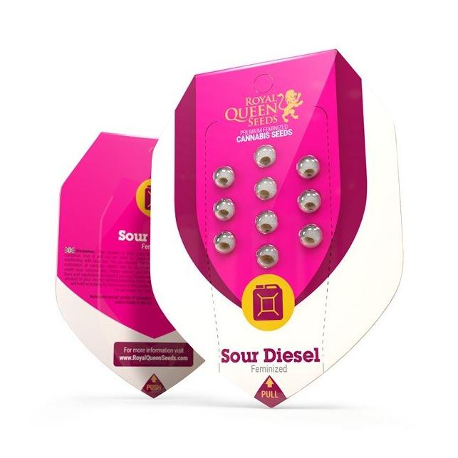 Sour Diesel - Royal Queen Seeds