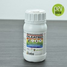 Insecticide pot  Oleatbio Trabe for pests in all types of crops.