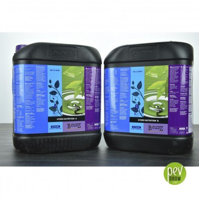 B'cuzz Hydro Nutrition A&B