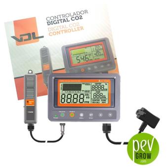 Controlador Digital CO2