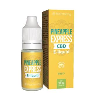 Boîte eliquid Pineapple Express Harmony