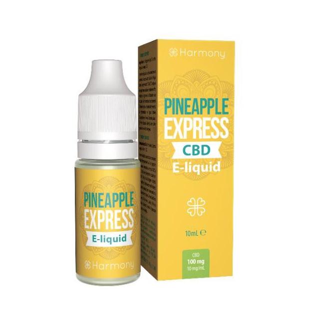 Container eliquid Pineapple Express Harmony