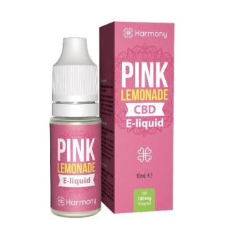 Bote eliquid Pink Lemonade de Harmony