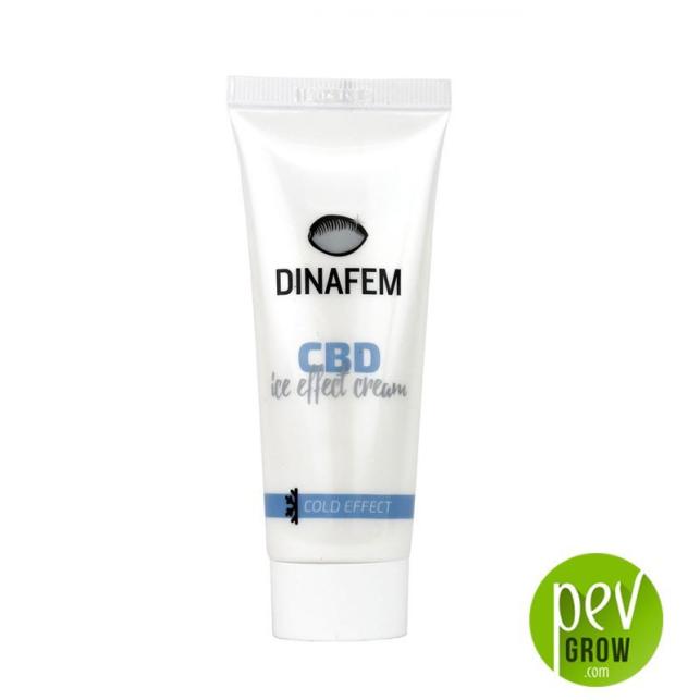 Crema CBD Ice - Dinafem