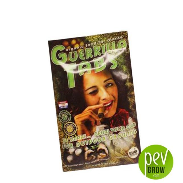 Guerrilla Tabs 20 - Bio Tabs