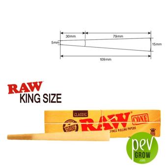 RAW Cone Box