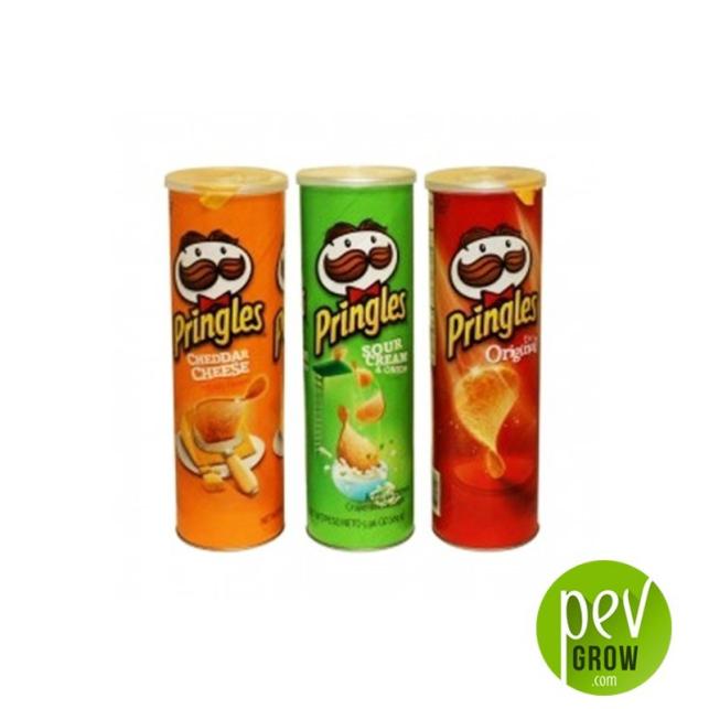 Bote Pringles de ocultación