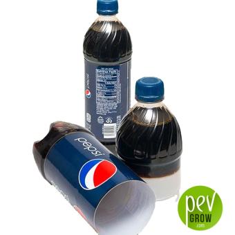 Bouteille de Pepsi d'Occultacion