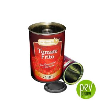 Tomato Sauce Can Stash