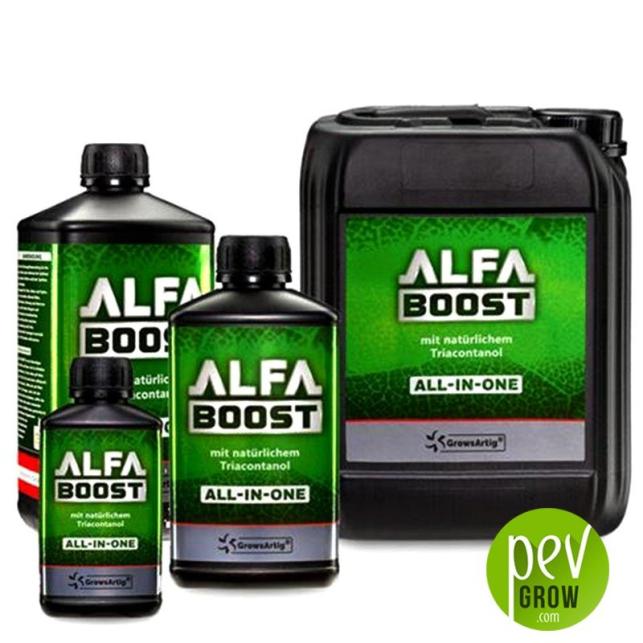 Alfa Boost - GrowsArtig