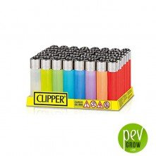 Clipper Lighters Classic Large Translucent