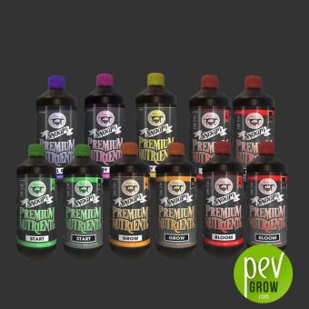Snoop's Premium Nutrients kit