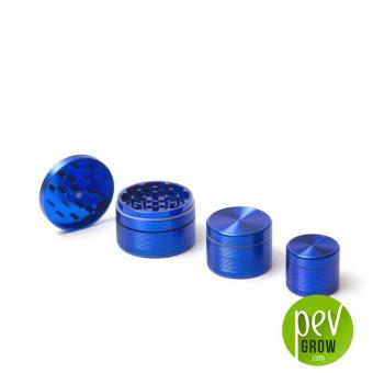 Grinder 4 pièces - bleu