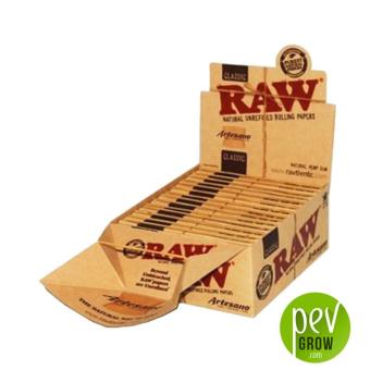 RAW Classic Artesano King Size Slim Papers