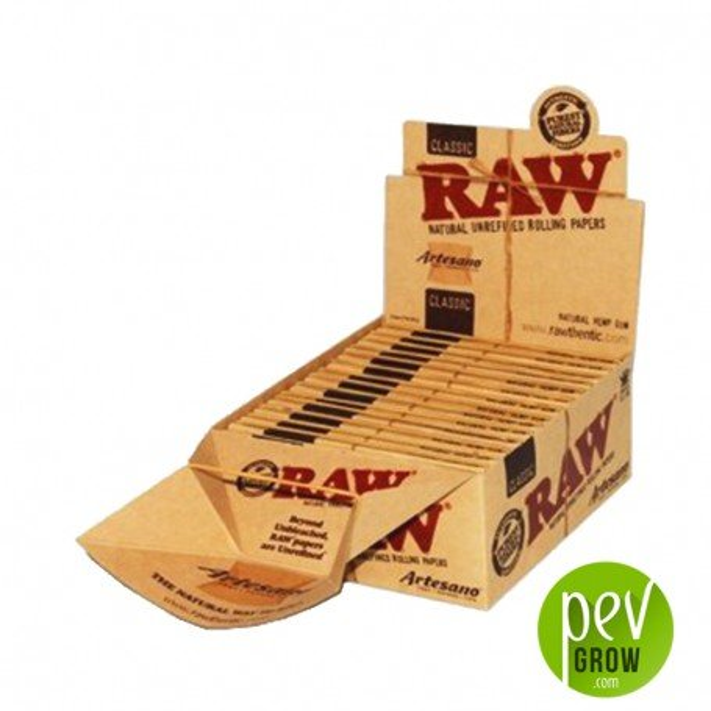 RAW Papel Artesano King Size