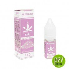 Hemp Hash  -  E-Liquide CBD Essenz (300mg) 10ml