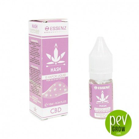 Hemp Hash  -  E-Liquid CBD Essenz (300mg) 10ml