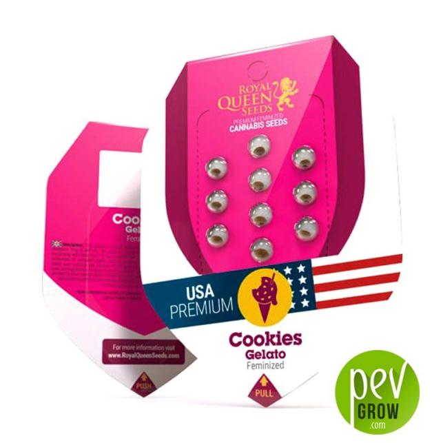 Cookies Gelato - Royal Queen Seeds