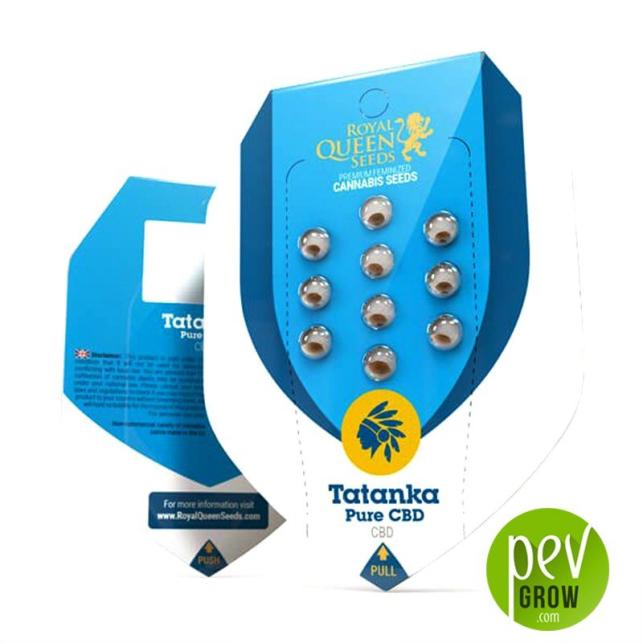 Tatanka Pure CBD - Royal Queen Seeds