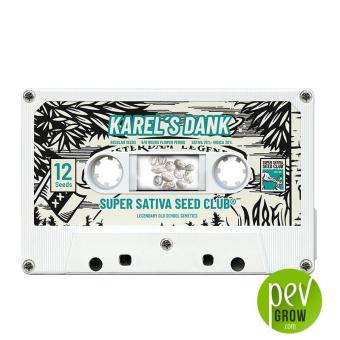Karel's Dank - Super Sativa Seed Club