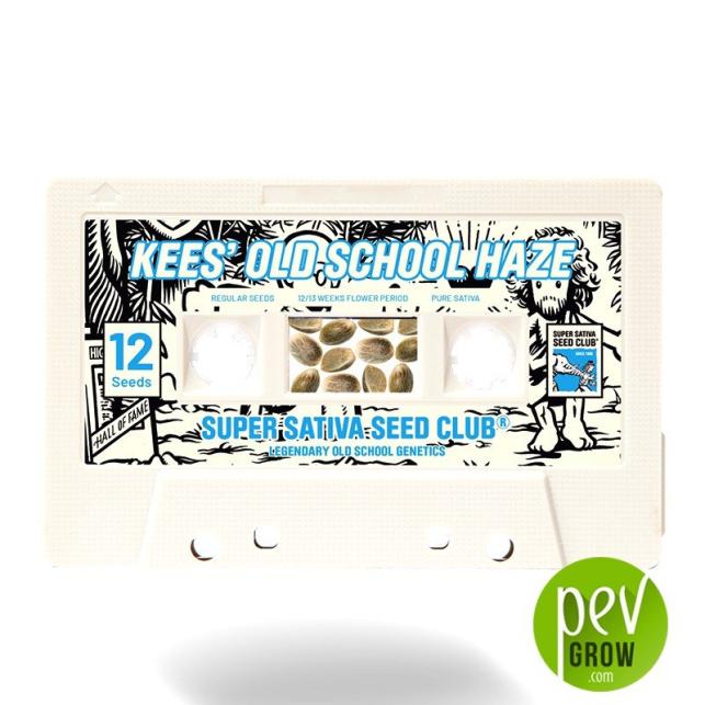 Kees Old School Haze - Super Sativa Seed Club