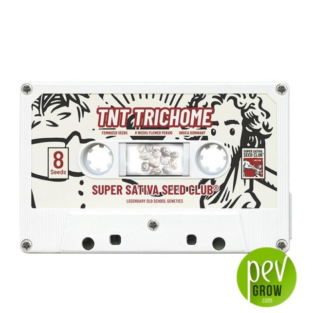 TNT Trichome - Super Sativa Seed Club