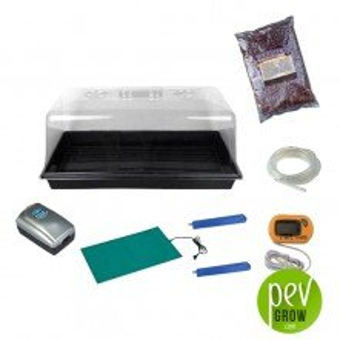 Kit para estudios micológicos