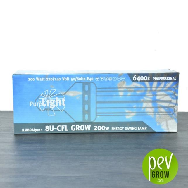 Lampe à économie d'énergie Pure Light - 200 Grow