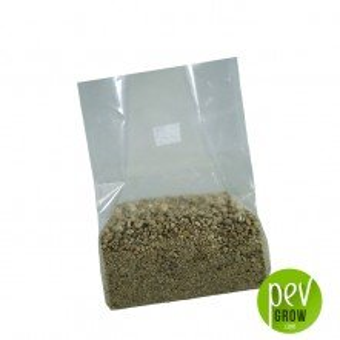 Farine de riz brun pour la culture des champignons
