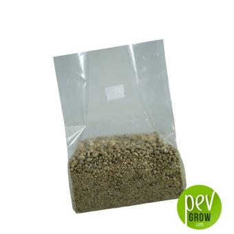 Harina de arroz integral para el cultivo de setas