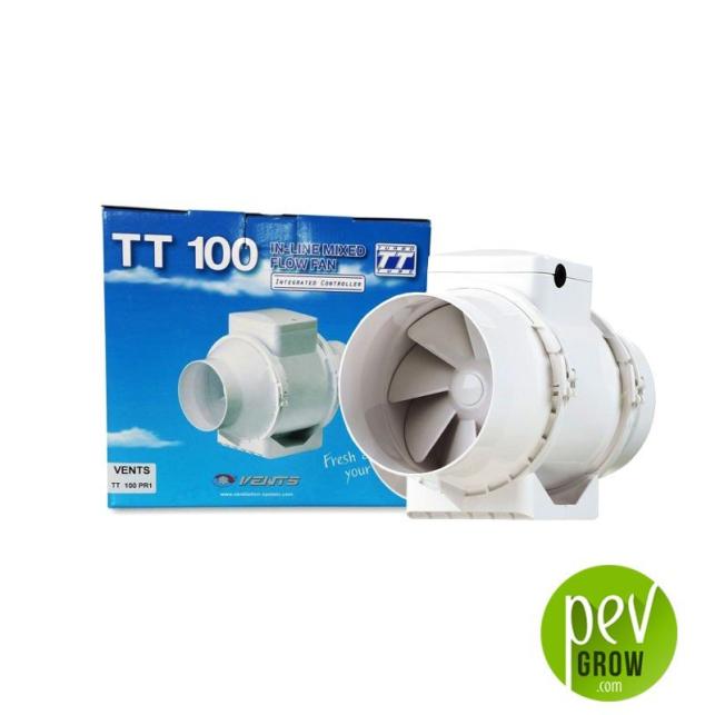 Extractor TT 100 dual de 2 velocidades