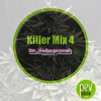 Killer Mix 4 - Dr Underground