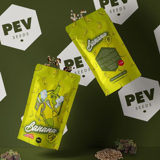 Banana OG - PEV Bank Seeds